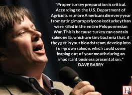 dave barry on thanksgiving the friars club