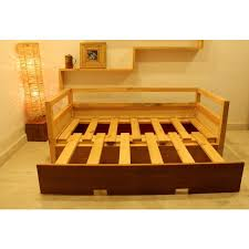 Wooden Folding Bed Sofa Design The Exle Of Wooden Sofa Bed Low Wooden Sofa Bed