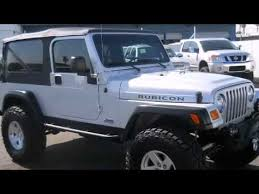 2005 jeep wrangler unlimited rubicon for sale 2006 jeep wrangler unlimited rubicon in az 85014
