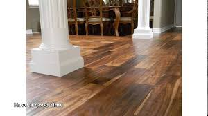 Acacia Laminate Flooring Acacia Wood Flooring Youtube