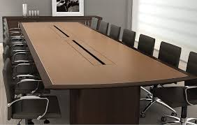 Executive Meeting Table Magna Design U0027s Conference Tables Allow You To Power Your Meetings