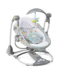 Swinging Baby Chairs Ingenuity Convertme Swing 2 Seat Avondale Walmart Com