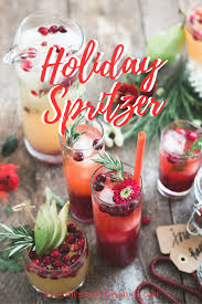 holiday cocktails png best holiday spritzer u2014 the great vibes guide