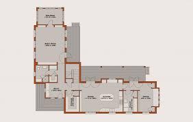 l shaped floor plans uncategorized five bedroom ranch house plan showy inside