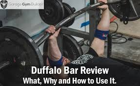 Why And How To Use by Duffalo Bar Review U2013 What Why And How To Use It Garage Gym