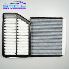 2011 hyundai elantra filter filter kit for hyundai elantra 2011 2015 air filter cabin filter