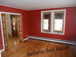 96 years young i see a red wall and i want it painted any other