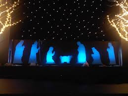 christmas eve stage design by ashima samuel church stage design