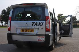 peugeot taxi peugeot e7 both taxi and disabled wheelchair transport