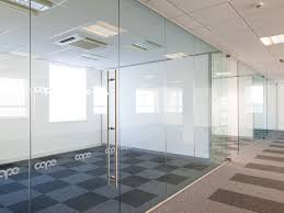 Temporary Wall Ideas by Interior Winsome Glass Room Partitions Design Ideas Created Free