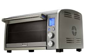 Toaster Oven Kmart Kenmore Elite 6 Slice Convection Toaster Oven Metal Silver