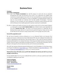 letter of introduction for a company