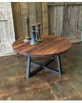 Industrial Pedestal Table Surprise Deals For Pedestal Coffee Table