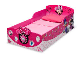 bedroom minnie mouse toddler bed with canopy for cute teenage in
