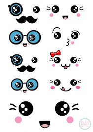 imagenes de caritas kawai ojitos super kawaii kawaii pinterest kawaii ojos y dibujo