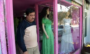 Wedding Dress Makers Dressmakers Bring Touch Of Old Afghanistan To Pakistan Pakistan