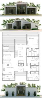 home plan ideas house plan minimalist exterior houses best modern home plans ideas