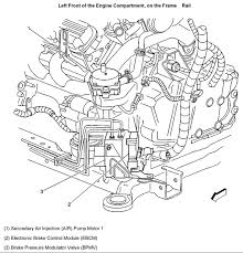 2003 cadillac cts check engine light check engine light scanned i had a secondary air fault