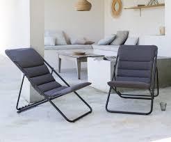 Chaise Longue Relax Lafuma by Lafuma Maxi Transat Bubble Transats