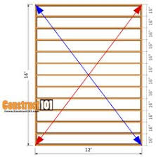 how to frame a floor 12x16 shed plans gable design roof plan gable roof and