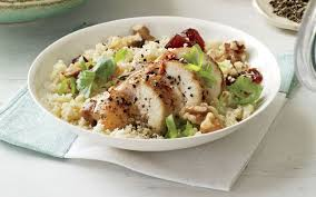 cooking light diet recipes couscous salad with chicken from the cooking light diet cooking