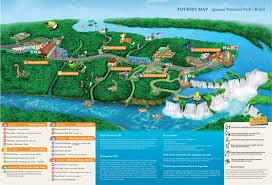 Niagra Falls Map Visiting Iguazu Falls In Brazil Iguazu Falls Makes Niagara Falls