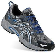 amazon black friday deals on asics shoes asics gel venture 5 men u0027s trail running shoes slickdeals net