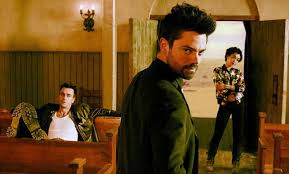 Seeking Episode 9 Cast Preacher What Time Is It On Tv Episode 9 Series 1 Cast List And