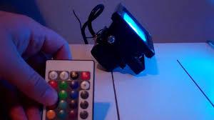 multi colored light fixture epic multi color led flood lights 16 for led flood light fixtures