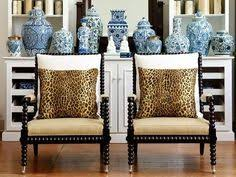 bankwood spindle chair navy stripe future home pinterest