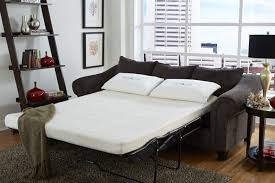 Sofa Bed Thick Mattress by Comfy Sleeper Sofa Mattress Sofas U0026 Sectionals Full Size Sleeper
