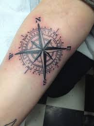 the 25 best simple compass tattoo ideas on pinterest simple