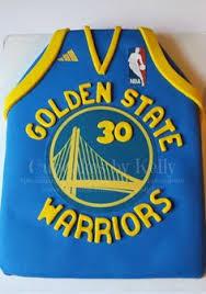 golden state warriors jersey cake party paloooooza pinterest