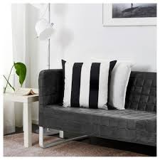 ikea klippan sofa knopparp sofa orange ikea