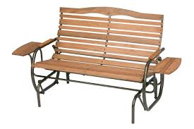 Free Wood Glider Bench Plans by Teak Wood Glider Bench Bench Decoration