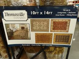 Area Rugs 10 X 14 by Thomasville Estate Wool Rug