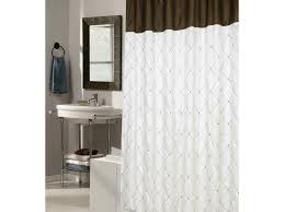 Bath Bliss Curved Shower Rod Contemporary Luxury Shower Curtain Ideas Size Of With And Decorating