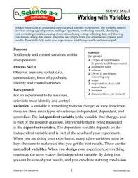 printables science skills worksheet answers ronleyba worksheets