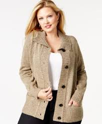 sweaters macys plus size sweater cardigan only at macy s sweaters
