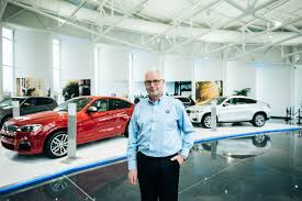 bmw ceo new ceo knudt flor sees bmw manufacturing as a u0027local company