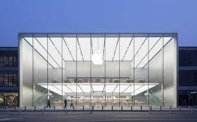 100 paris apple store