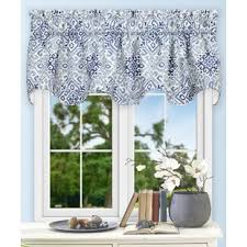 Curtains And Valances Window Valances Café Kitchen Curtains You Ll Wayfair