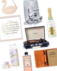 Holiday Gift Ideas by 65 Holiday Gift Ideas For Everyone In Your Wedding Party Martha