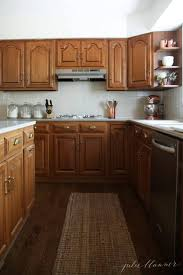 kitchen paint colors with oak cabinets kitchen paint colors that go with oak cabinets julie blanner