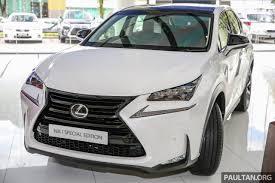 lexus rx 200t harga indonesia lexus nx 200t edisi istimewa kini di malaysia u2013 lebih sporty
