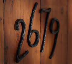 Pottery Barn Delivery Phone Number Branch House Numbers Pottery Barn