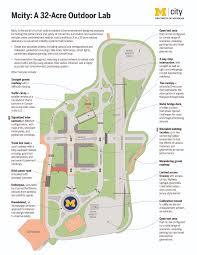 U Of M Map There U0027s A Fake City In Michigan Researchers Are Using To Test Self