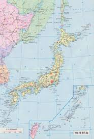 Map Of The World To Scale by Maps Of Japan Detailed Map Of Japan In English Tourist Map Of