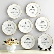 traditional 10th anniversary gift best 25 25 year anniversary gift ideas on diy 25th
