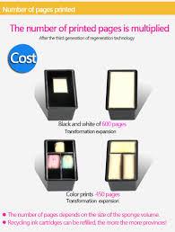 aliexpress com buy 1pcs for hp 21 xl ink cartridge for hp